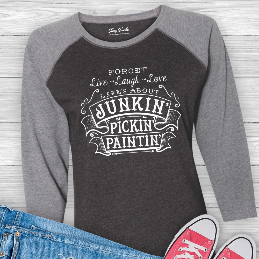 Junkin-Pickin-Paintin-Baseball-Shirt