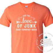 t-shirt-lovejunk-orange