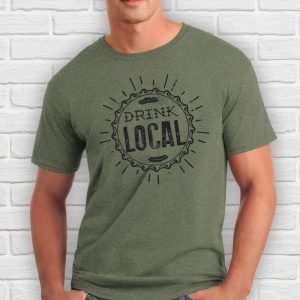 Drink Local Craft Beer Shirt