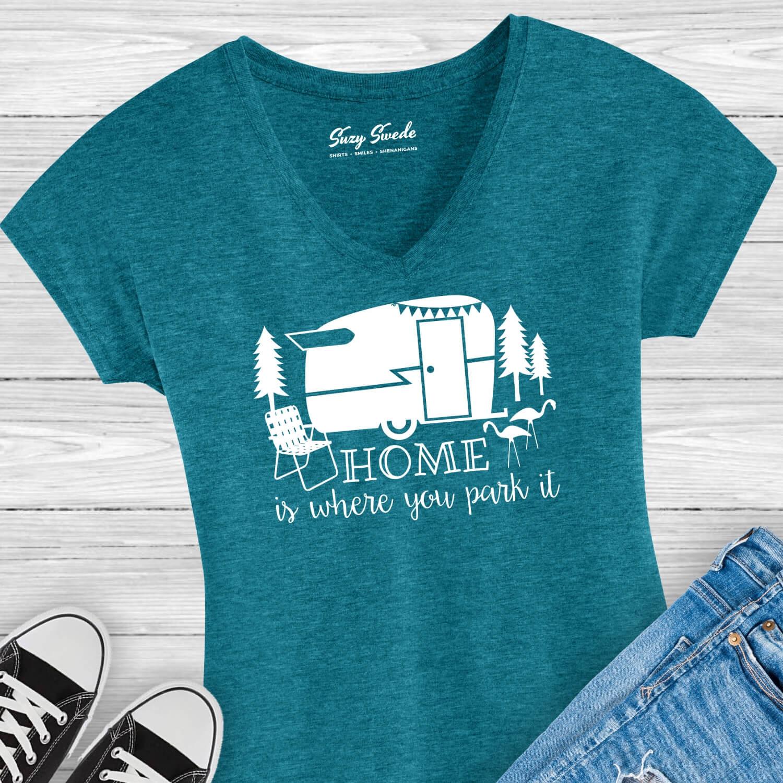 Home-Where-You-Park-It-retro-camper-shirt