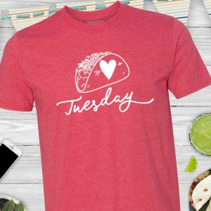Taco Tuesday Unisex Tshirt