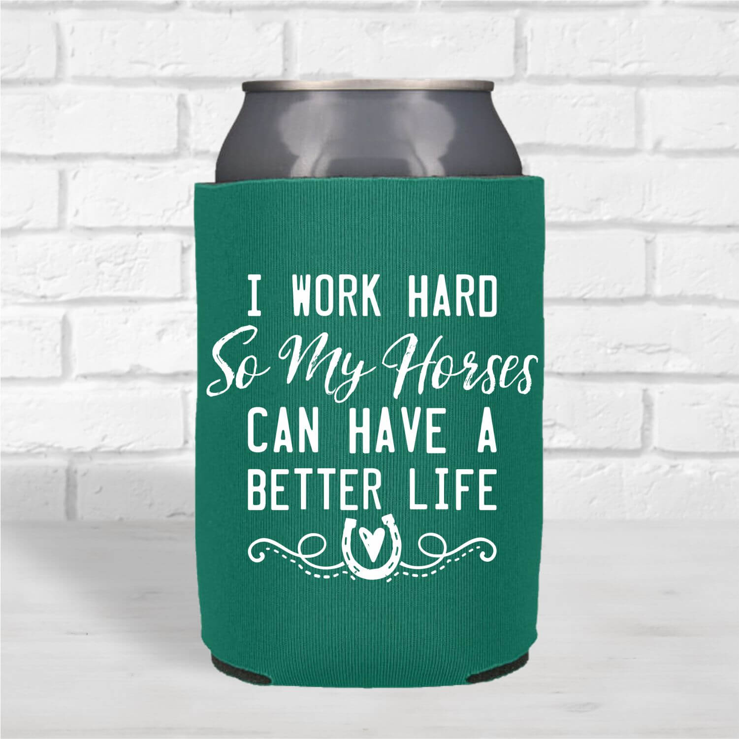 Can Coolers-Work-Hard-Horses