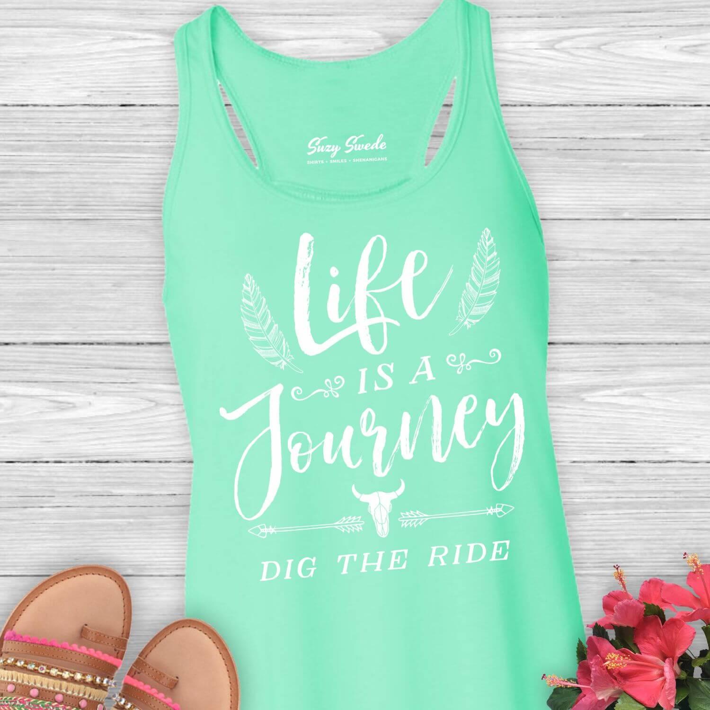 Life-Journey-Tank-Top