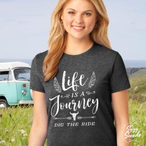 LifesAJourney-Unisex-Grey