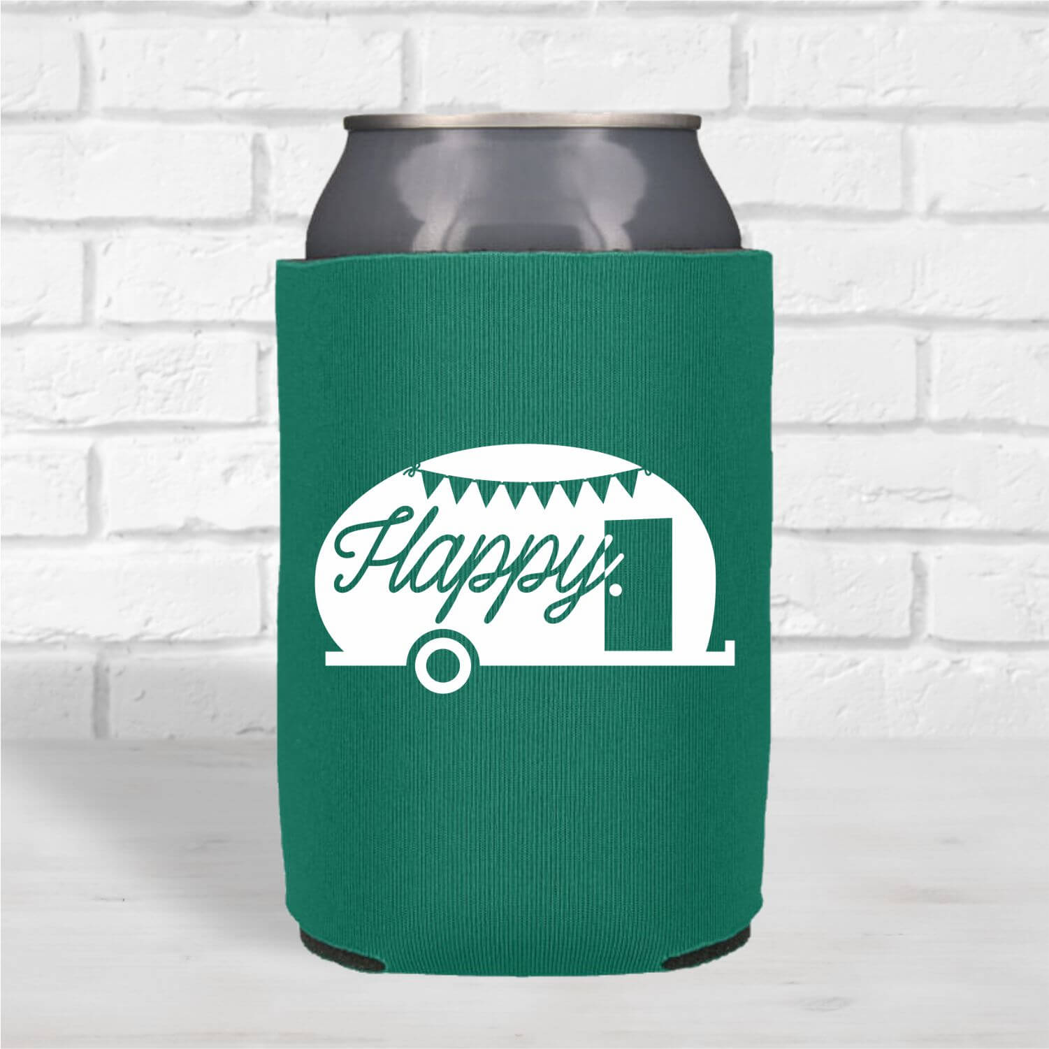 Can Coolers-Happy-Camper