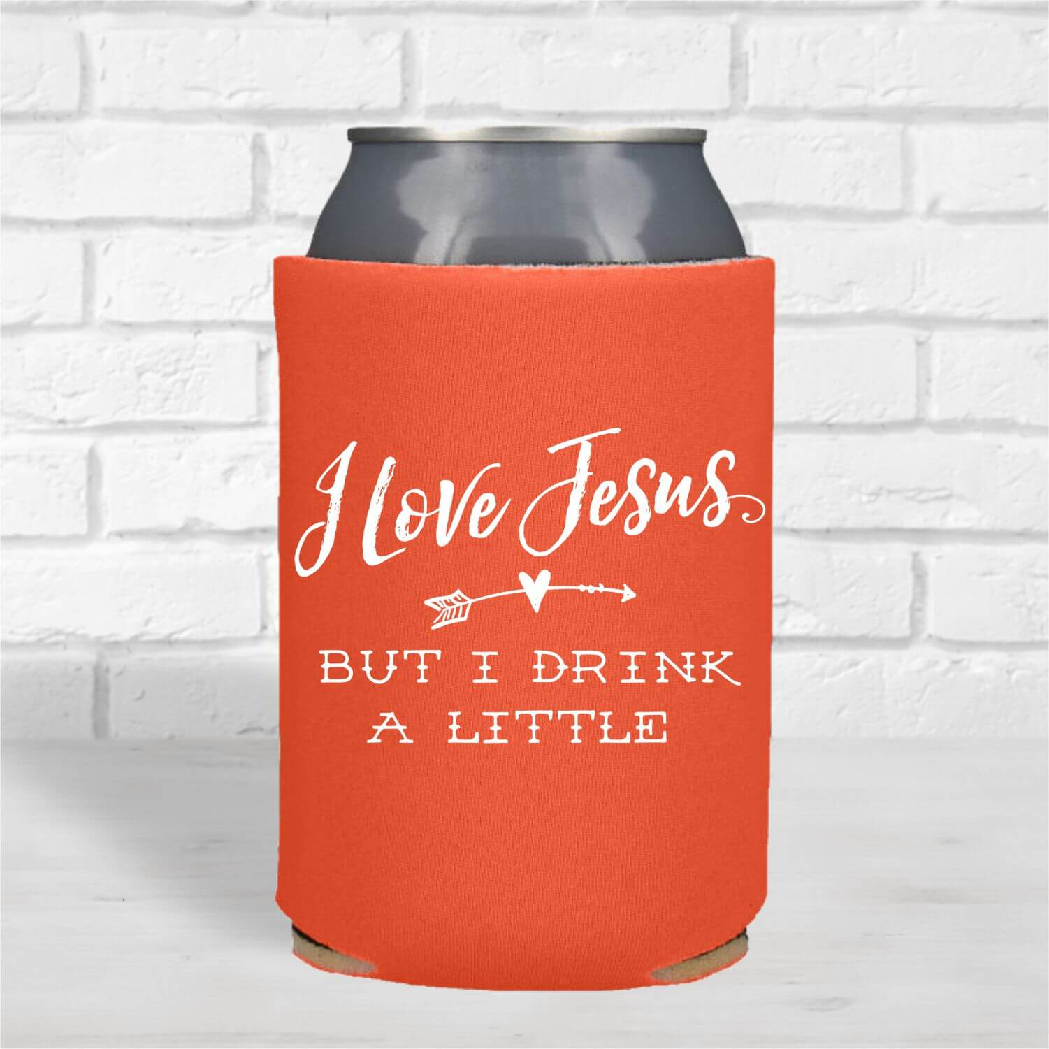 Can Coolers-Love-Jesus-Drink