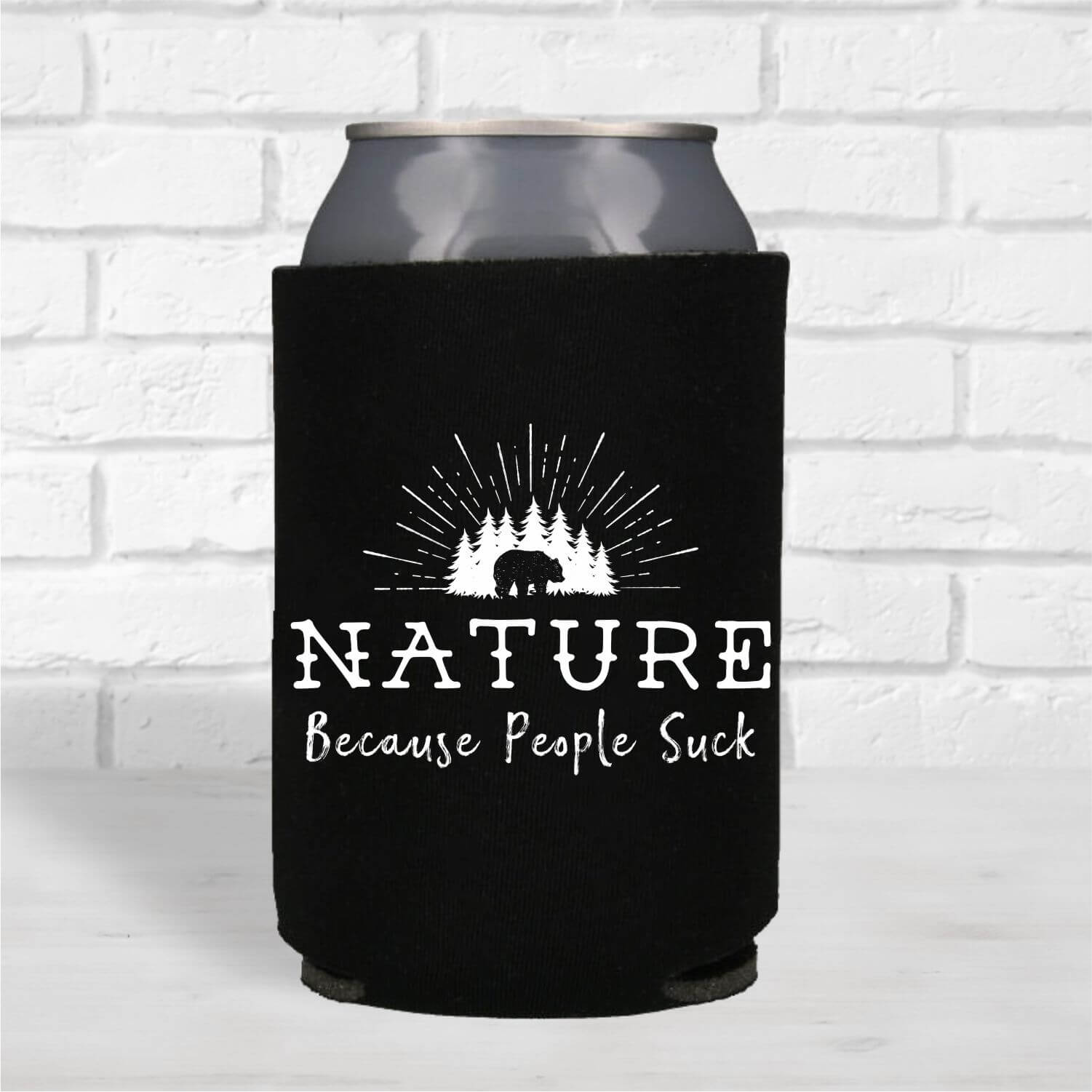 Can Coolers-Nature-People-Suck