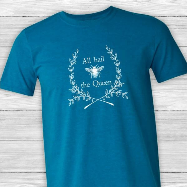 All Hail the Queen Unisex Tee