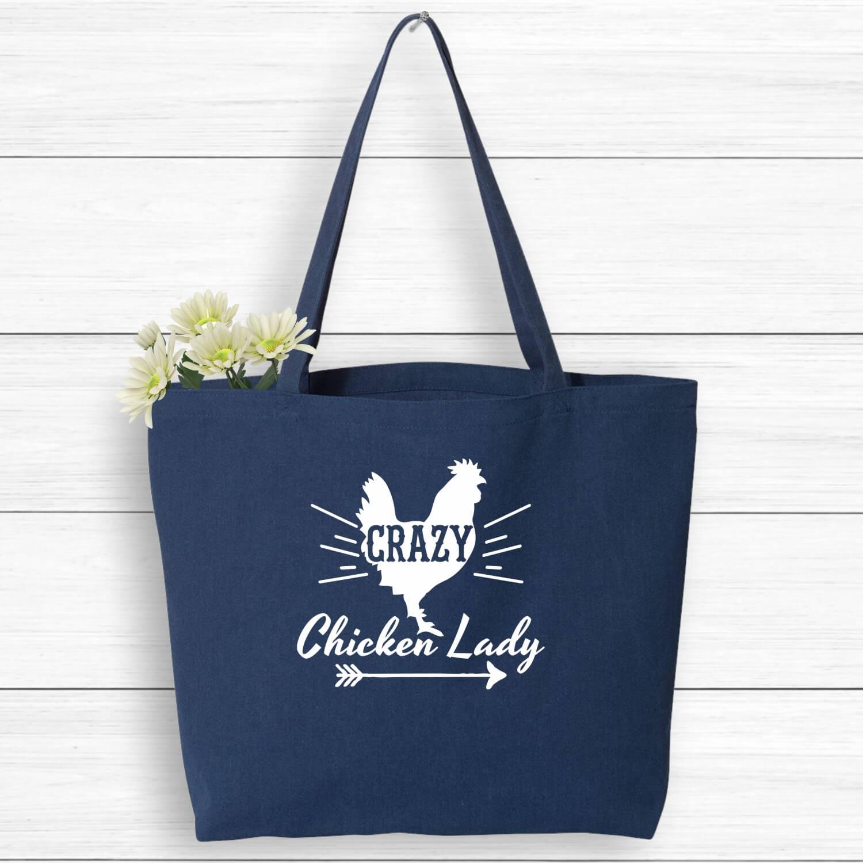Crazy-Chicken-Lady-Navy