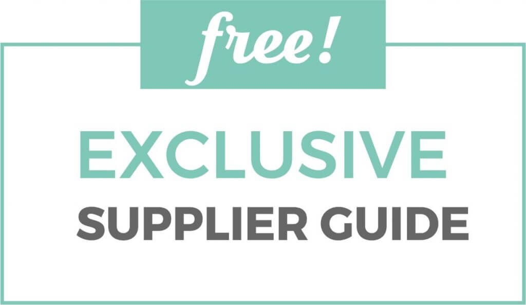 Free Handmade business and crafter's supplier guide