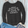 Another Great Day Ruined By Responsibility Adulting Sweatshirt