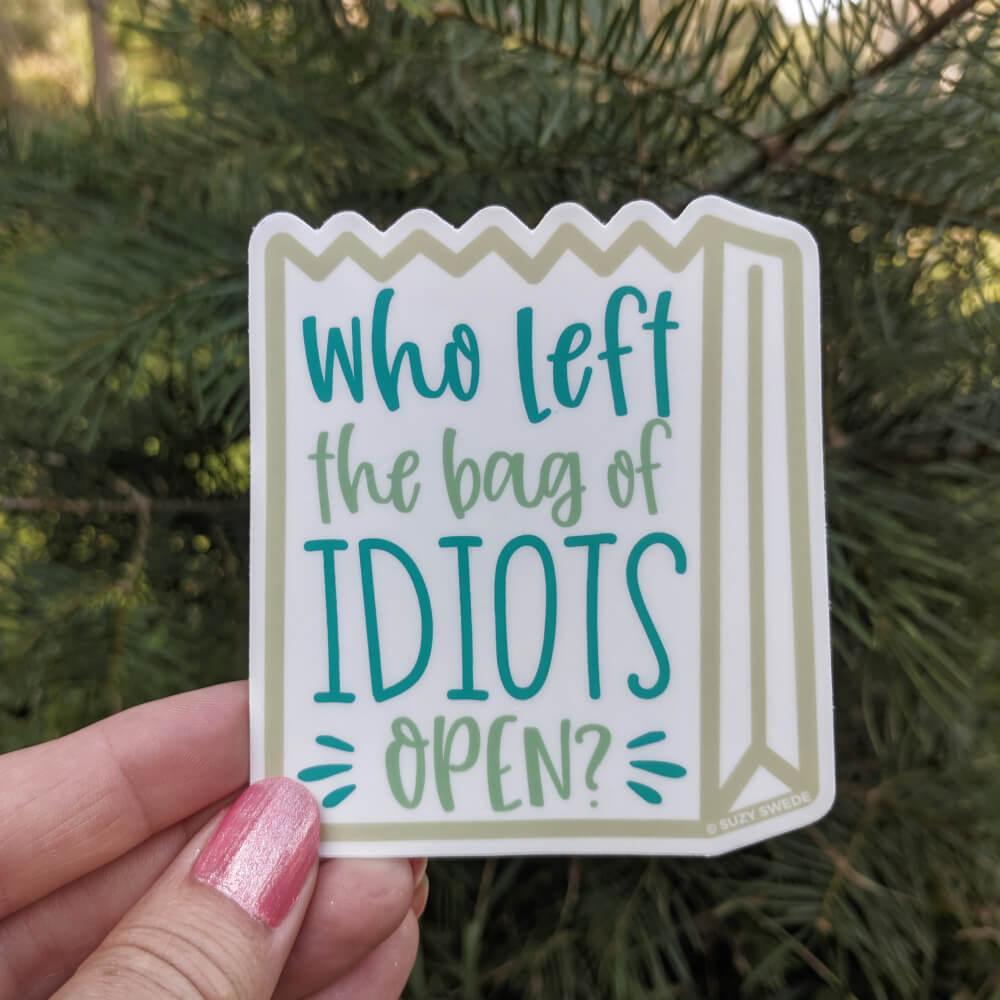 Bag-of-Idiots-sticker