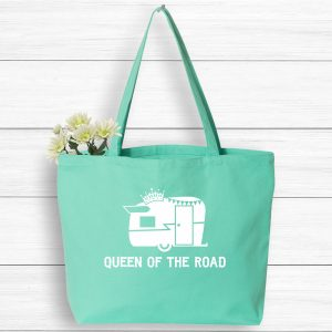 Queen of the Road Tote