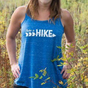 Take a Hike Ladies Tank
