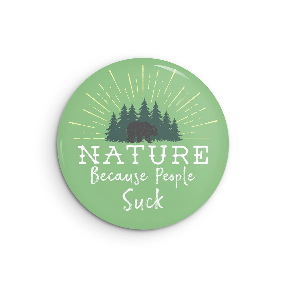 Nature-People-Suck