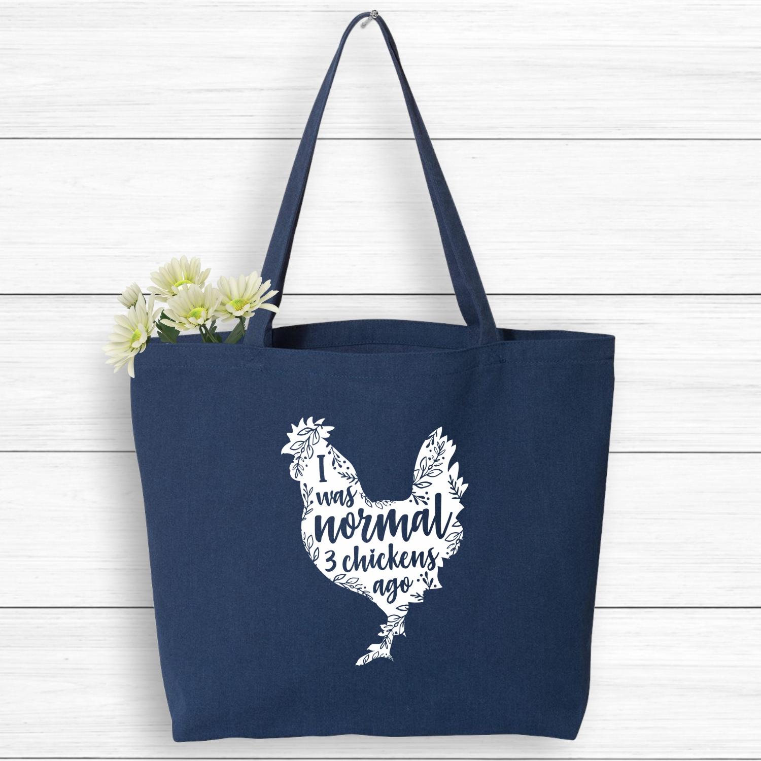 Normal 3 Chickens Ago Tote