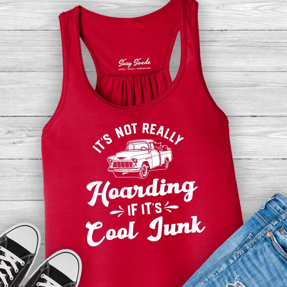 Not-Really-Hoarding-Cool-Junk-Ladies-Tank