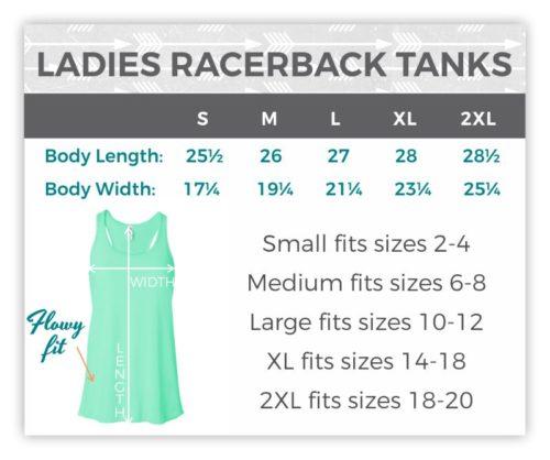 Size-LadiesTanks